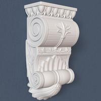 max corbel decorative