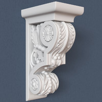 corbel decorative obj