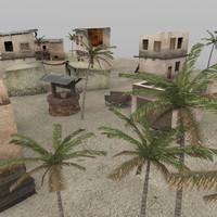 maya outpost desert