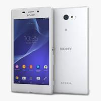Sony Xperia M2 Aqua White