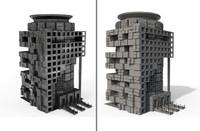 Sci Fi Box Building 6
