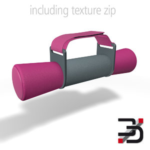 3ds max sports fitness