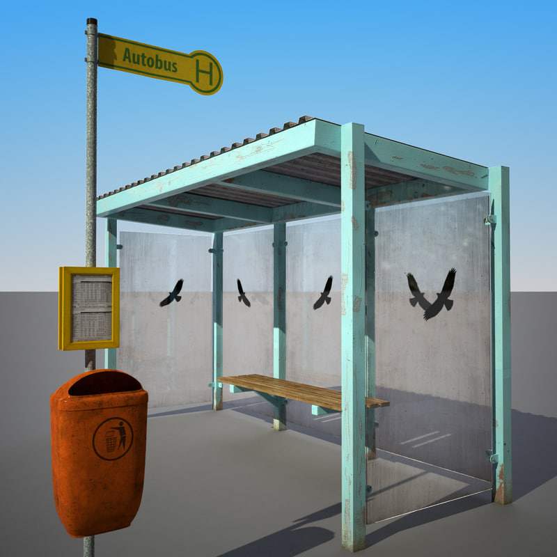ma bus stop busstop