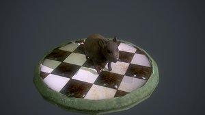 3d model mouse pc mobile