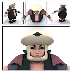max arab character ready