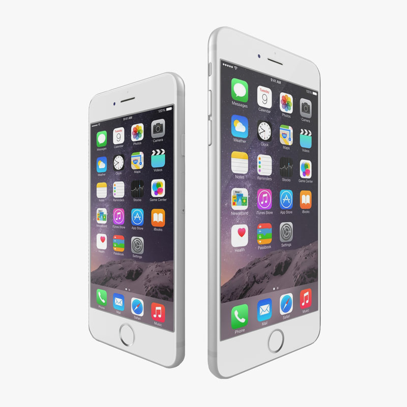 max apple iphone 6 silver