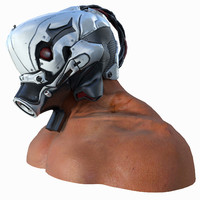 3d helmet body