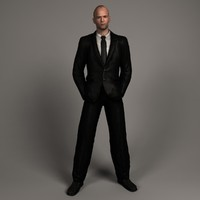 3d rigged jason statham model