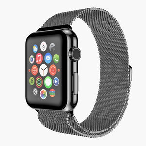 max realistic apple watch