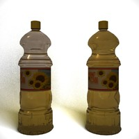 oil bottle medium dxf