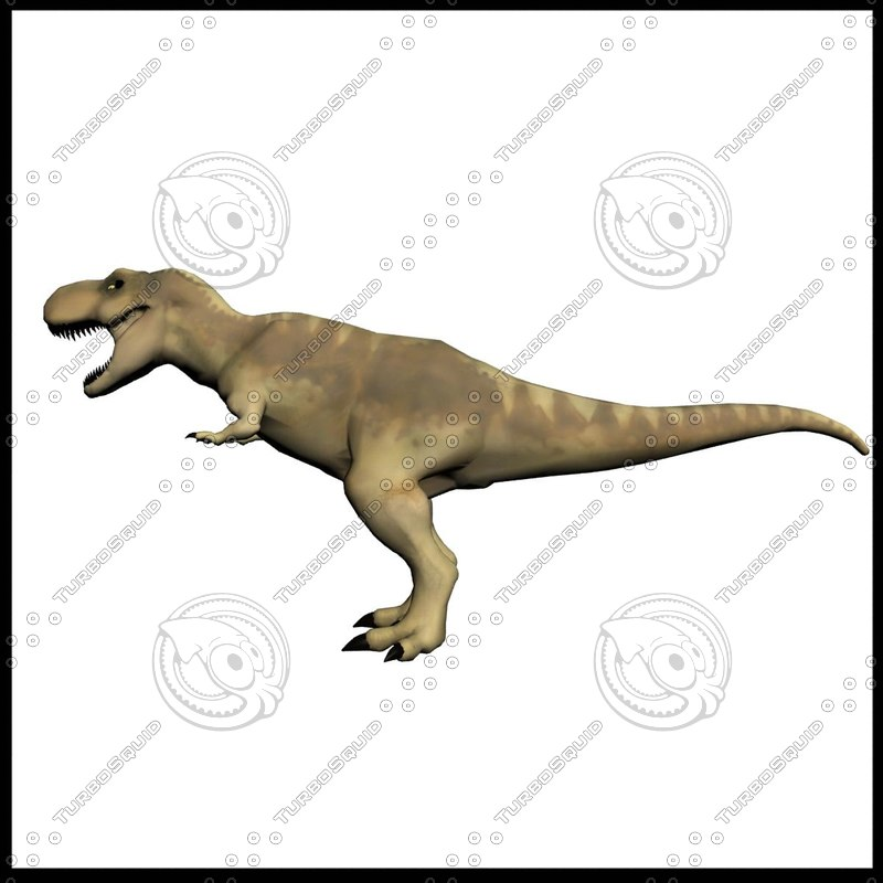 dinosaurs textures 3ds
