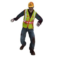 max rigged worker zombie