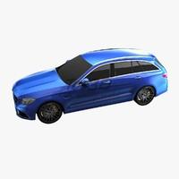 3d wagon c63 l2