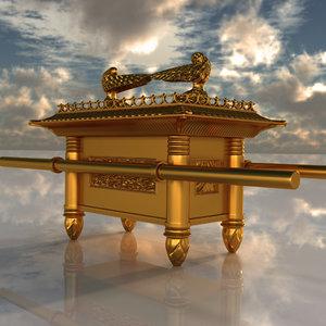 3ds max ark covenant