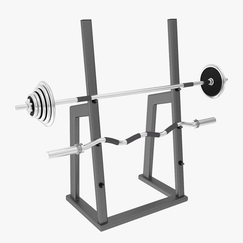 3d weight holder 3 model
