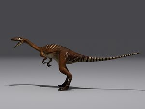 3d model triassic coleofisis