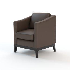 joel chair 3d 3ds