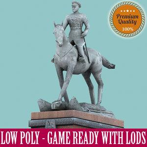 monument jukov ready games max