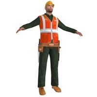 max worker man