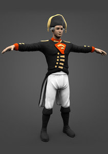 3ds max king george