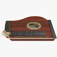 3d zither