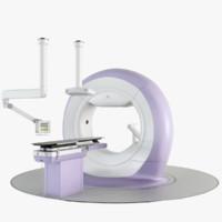 3d radiotherapy machine