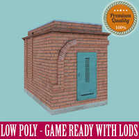 electric cabine ready games max