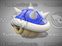Blue shell MK8