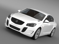 Buick Regal GS Concept 2010