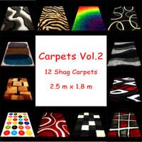 carpets vol 2 3d max