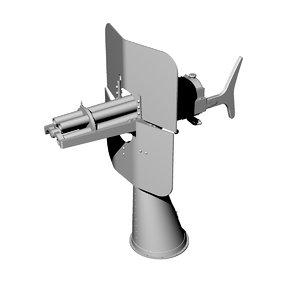 3ds max gun 37mm