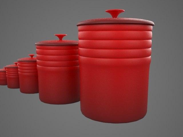 3d designer container le