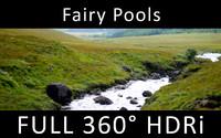 Fairy Pools 360 degree HDRi