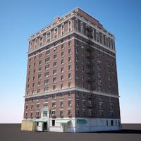 max posthault building new york