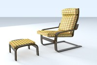 chair sofa - 3ds