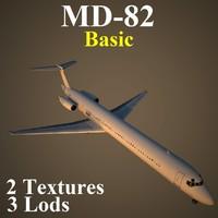 MD82 Basic