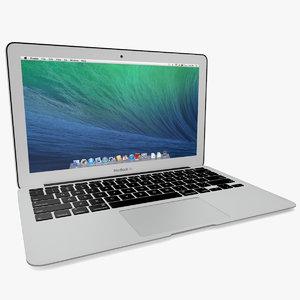 3d copy macbook air 2014