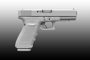 3d model scan glock 21
