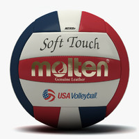 Molten Soft Touch USA Volleyball