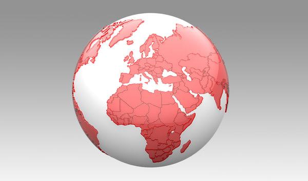 3dsmax earth