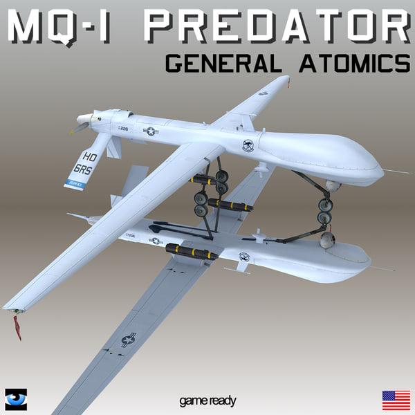 general predator 3d 3ds