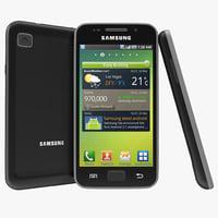 samsung galaxy sl 3d max