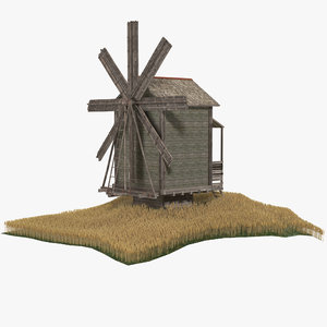 windmill 2 3d 3ds
