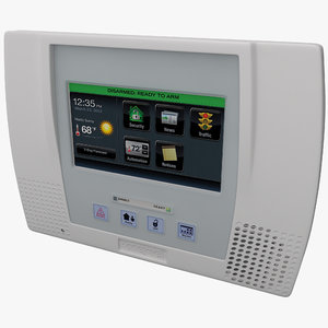 3d wireless pir alarm honeywell