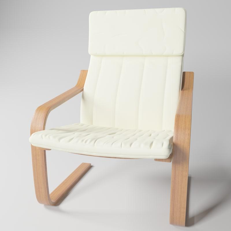 max poang chair armchair