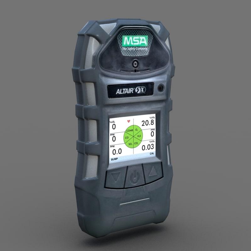 3d model altair 5x