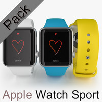 apple watch sport max