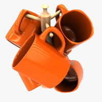 mug tree 3d max