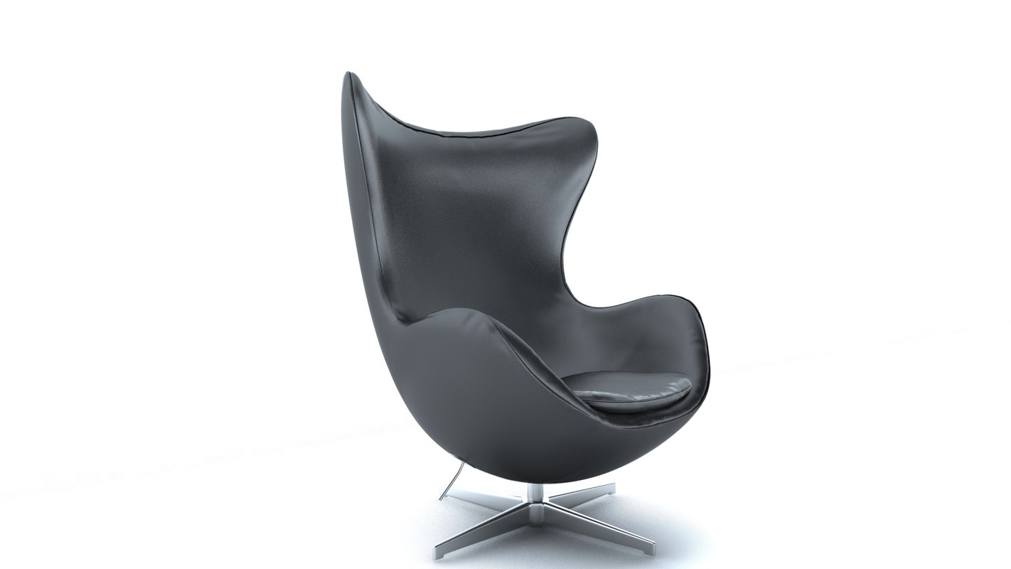 leather black office chair max