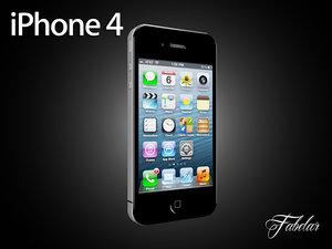 iphone 4 3ds